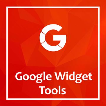 Google widget for nopCommerce
