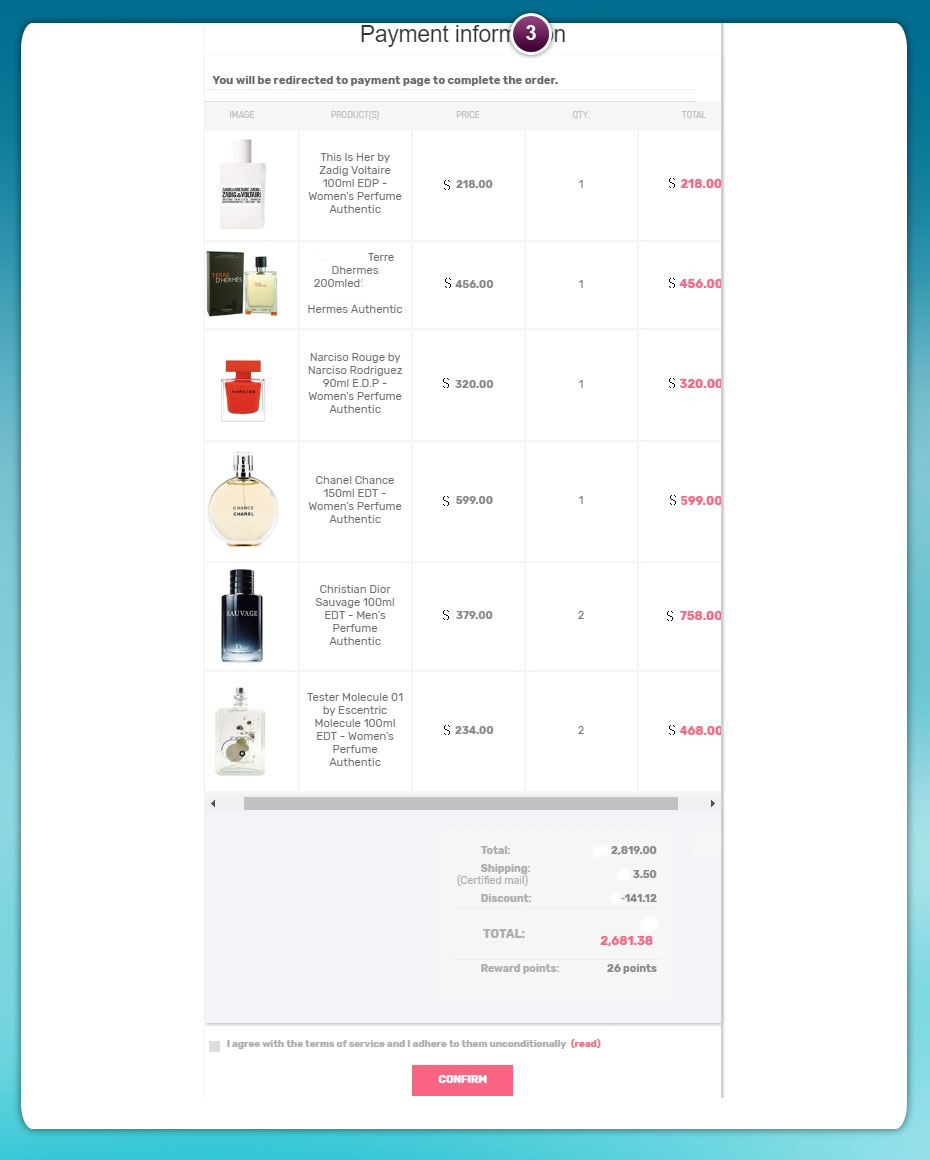 One Page Checkout bottom - nopCommerce Plugin | nop-NYCO